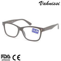 Commerce de gros Lecteur Vintage unisexe lunettes Progressiver Multi-Color lunettes de lecture