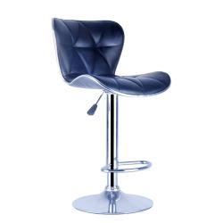 합성 가죽 회전대 높은 조정가능한 반대 바 의자
