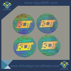 중국에서 인쇄하는 안전 Laser 스티커를 주문 설계하십시오