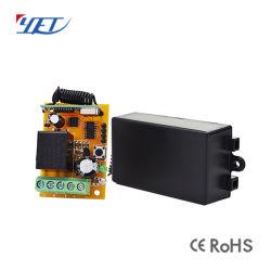 433MHz RF um canal Receptor Sem Fios para Porta de automação ainda controle401-X. PC