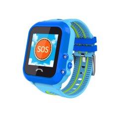 GPS Lbs 위치를 가진 시계 전화