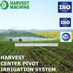 Micro irrigação para poupança de água de sprinklers