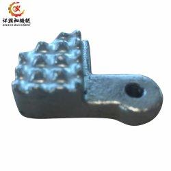 China fundición y forja de acero forjado de proveedor de piezas de forja en frío