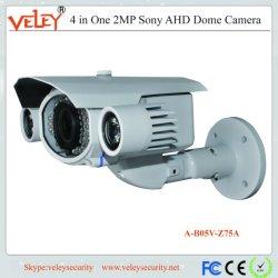 de Digitale Camera 1080P Ahd Tvi Cvi van de Afstand van 100m de Camera van kabeltelevisie