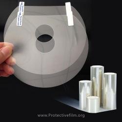 Tres capas de vidrio Protectivefilm Pet móvil de pantalla de protección de la Industria Automotriz Pet