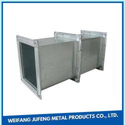 シート・メタルの耐火性の適用範囲が広い送風管Ventilations