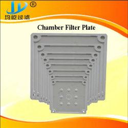 1000x1000mm de centro de la cámara de alimentación de la placa de filtro prensa