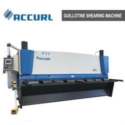 آلة المقصلة الهيدروليكية 8X3200 للصفيحة الفولاذية
