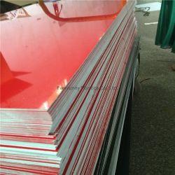 エングレービングレーザー標識方向赤 / 白 ABS ダブルカラープラスチックシート
