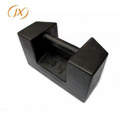クレーンのための標準スタック可能25kg鋳鉄の重量
