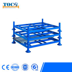China Wholesale Auto Post Palets de acero con lados