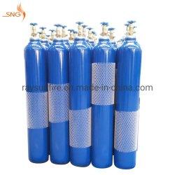 40L ISO9809-1 nahtloser Stahl-Gas-Zylinder