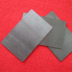 Piastra In Ceramica Ossido Di Zirconio Di Colore Nero