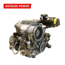 Deutscher Technologie 3 Zylinder Deutz F3l912 Luftgekühlter Dieselmotor