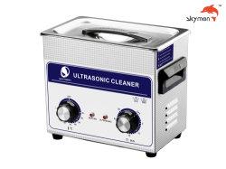 La coutellerie 3.2L nettoyeur ultrasonique pour la vaisselle Lavage machine de nettoyage à ultrasons mécanique