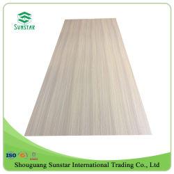 2440X1220 folheado de madeira natural/Estampadas /Oak/Compensado de madeira de teca para decoração