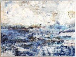 Imagen de la pared de arena del mar