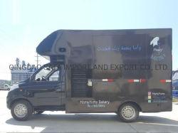 China Comida Cocina Van Carreta Camión móvil