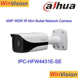Dahua Security HD 미니 감시 디지털 적외선 야간 비전 글머리 기호 H265 PoE IR 4MP IP 카메라 IPC - Hfw4431e-Se