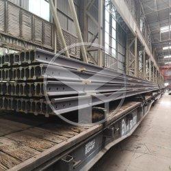 Norma Europeia EN Série G Trem de alta velocidade de 100m de trilho de Aço