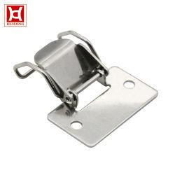 Boucle déployante en acier inoxydable de fixation élastique de verrouillage de la boîte à outils