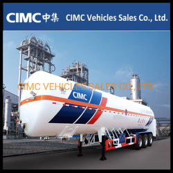 Cimc Sauerstoff-Kohlendioxyd-Propan-Acetylen-Methan-Becken LPG-LNG CNG
