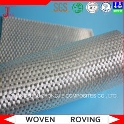 400gsm tissé en fibre de verre Roving tissu pour les produits de PRF