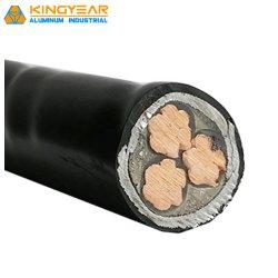 15 كيلو فولت 3X120mm2موصل طاقة من النحاس/الألومنيوم سعر كبل طاقة 15 كيلو فولت