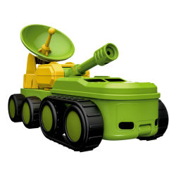 Bloco de construção magnéticos personalizados de plástico de bricolage artesanais brinquedos educativos