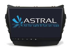Hyundai 산타페이 IX45 2013 DVD 플레이어를 위한 차 멀티미디어 시스템