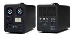 pila secondaria portatile della stazione di energia solare 2000W per accamparsi