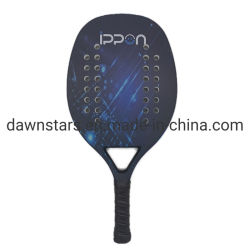 カーボンフロストサーフェス 100% を採用した、高品質ビーチテニスラケット EVA コアを使用しています