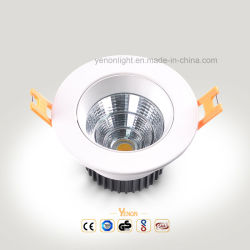 Regolatore della luminosità LED Downlamp del CREE Chip7w LED Downlight