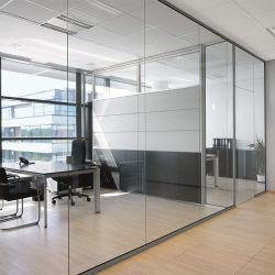 Het grote Vlakke Duidelijke Glas van de Grootte van het Venster Jumbo Aangemaakte Sgp/PVB Gelamineerde Bouw voor de Muur van het Bureau