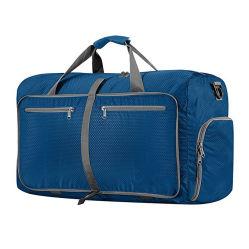 60L Packable Arbeitsweg-Kleidersack-faltbare Gymnastik-Schulter-Beutel