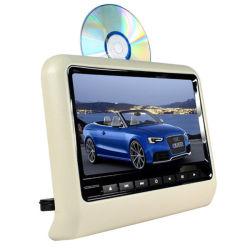 9 pouces écran Voiture Lecteur de DVD de l'appui-tête arrière avec FM Transférer pour voyager Fun