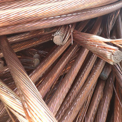 スクラップのヤード、中国のA7 A8の銅線の金属のくずの製造者の銅線の価格