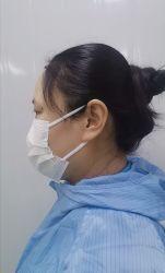 Mascherina medica a gettare non tessuta ben nota dentale facciale all'ingrosso della maschera di protezione di Sugical del ciclo dell'orecchio 3ply della polvere del fornitore del modello depositato della Cina