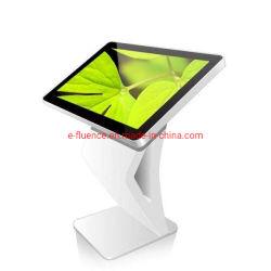 Qualidade Alta (Opcional 13''15''18,5''32''43''55'') de 21,5 polegadas com Núcleo Duplo Android Market Tudo em Um comercial inteligente Tablet display LCD sensível ao toque do leitor de Publicidade