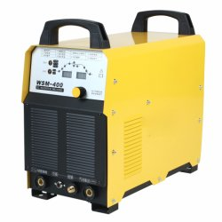 380 В/400A, Инвертор постоянного тока, IGBT модуль ММА сварочный аппарат сварочный аппарат с функцией MMA/ММА400mij