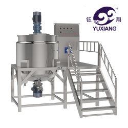 2000L usine de fabrication de cosmétiques, savon liquide mélangeur, Machines de cosmétique