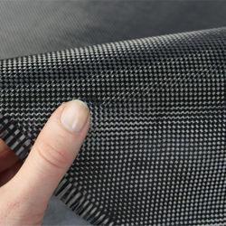 Unidirektionale Ud Kohlenstoff-Faser-Gewebe für die strukturelle Verstärkung