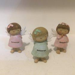 熱い販売の方法女の子の樹脂はホームアクセサリ部屋の装飾のクラフトの装飾を飾る