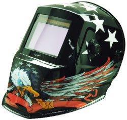 Capacete de solda de escurecimento automático / máscara de solda (WH3912206)