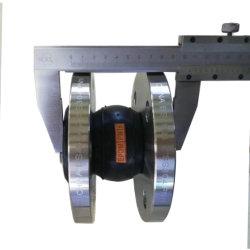 DIN ANSI BS GOST는 고무 팽창 이음 유연한 고무 팽창 이음 관 끝 플랜지를 붙였다