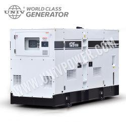 generatore diesel silenzioso di 100kVA Cummins (UC80E)