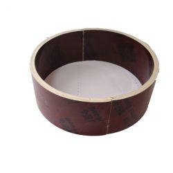 De concrete Vormen voor de Kolom van de Cirkel met inbegrip van de Toebehoren van de Bekisting binden Bouten vast