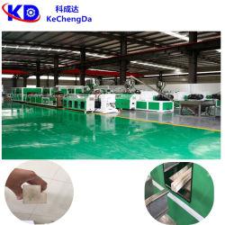 Le WPC Composite PVC large cadre de la porte d'administration extrusion de la machine