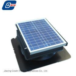 20 vatios de Energía Solar con batería Opearated Ventilación