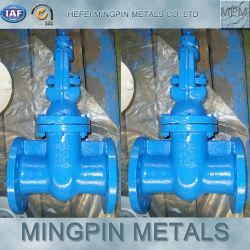 Gietijzer van de Klep van de Poort van DIN F5 het Metaal Gezette Pn16